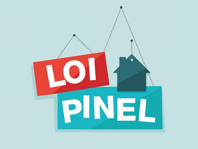 Appartement avec la loi Pinel ?